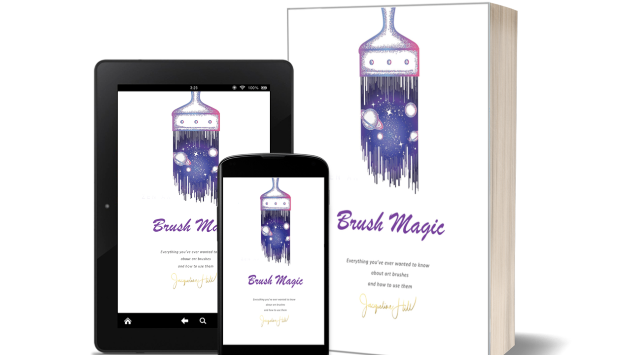 Cpsnhq8xrsarxdsth0d5 brush magic book cover mockup