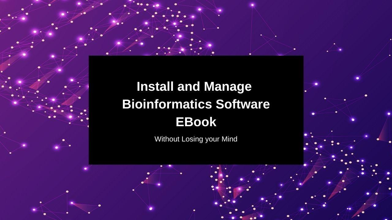 Piisqv4kqwuqaonwsoxg install and manage bioinformatics software