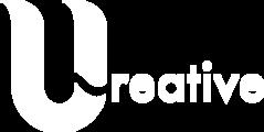 Dreyjmqnrdwkqgt1qdt3 creative u   logo design   white gradient