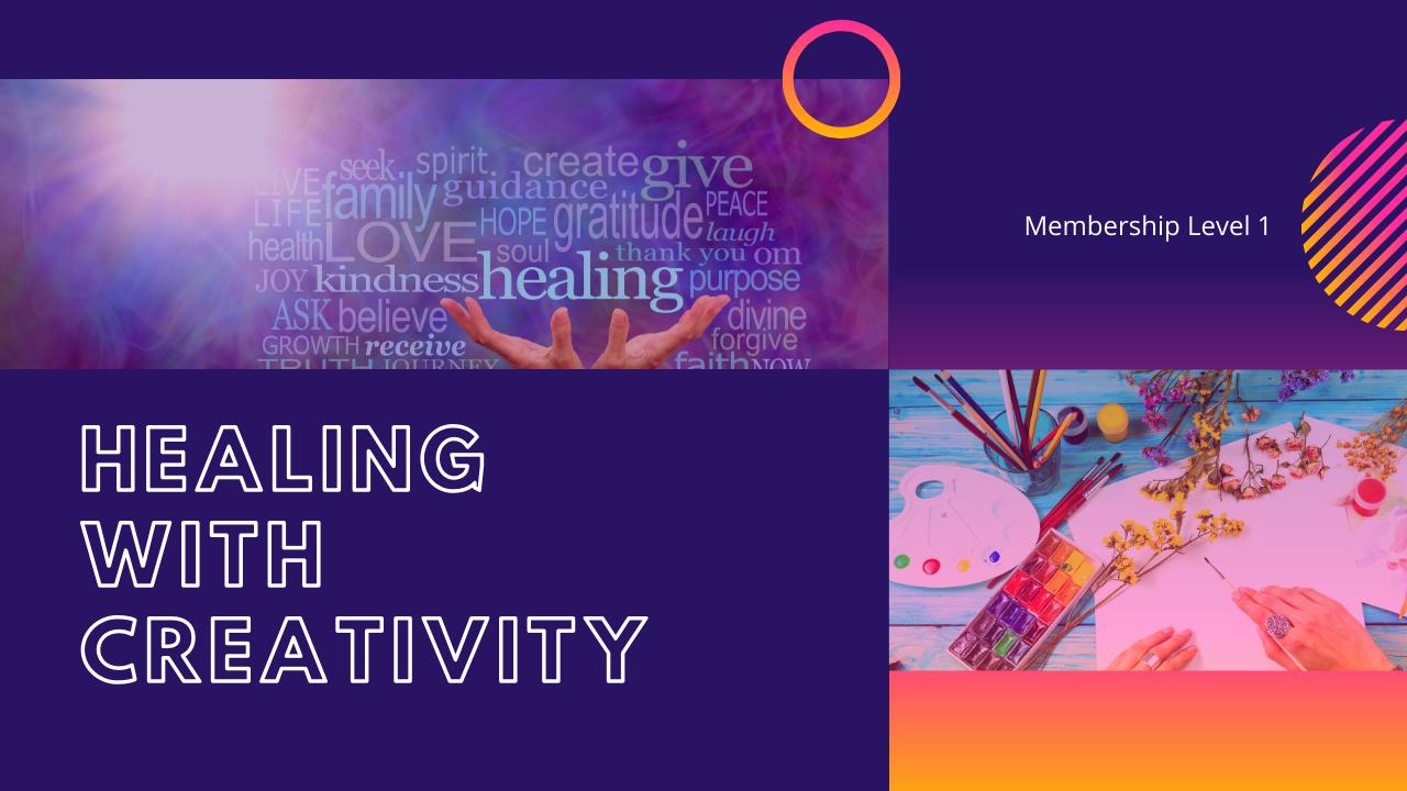 Sbulv9has8m8g9kbpamh healing with creativity lvl 1