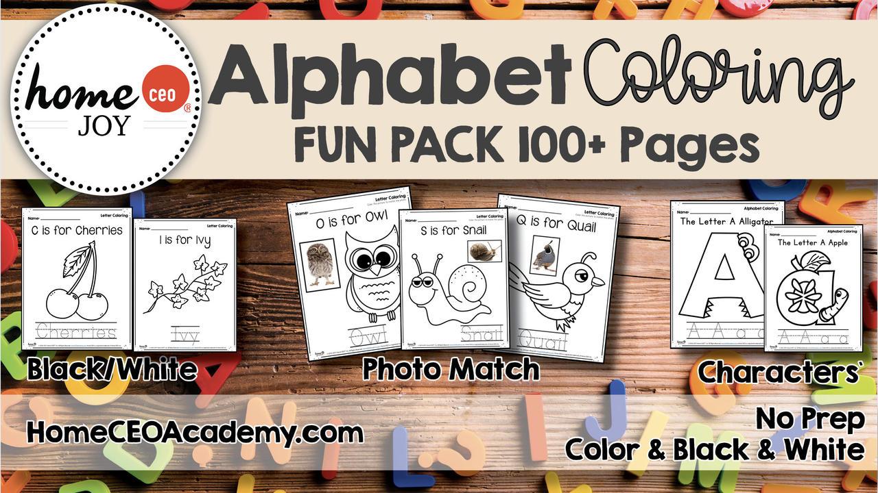 Complete Year Preschool Homeschool Curriculum Programs