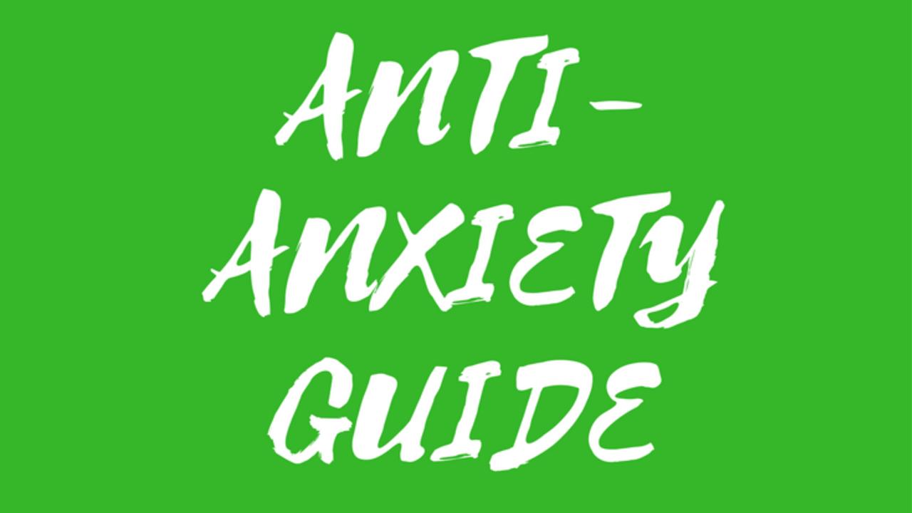 Jasczidruwlqgvszywnx anti anxiety guide picture
