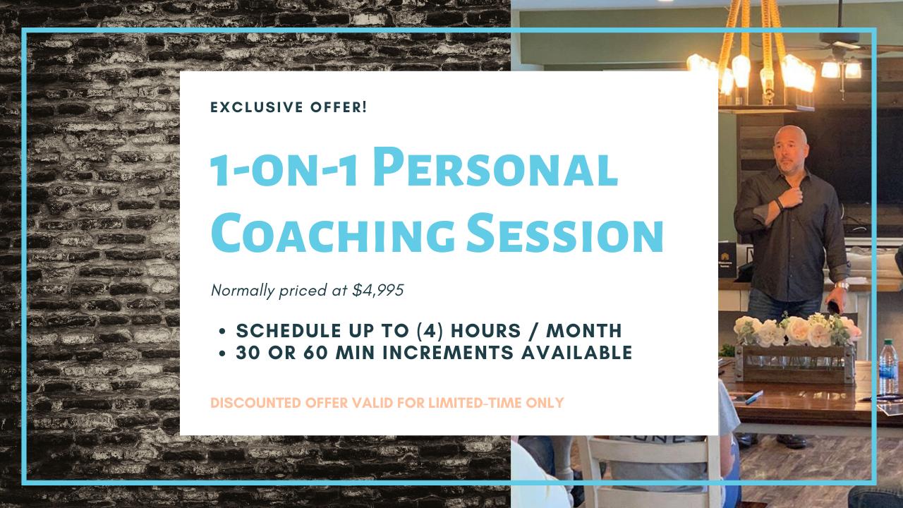 Ctx26tbsworaiagemyib 1 on 1 personal coaching session 2