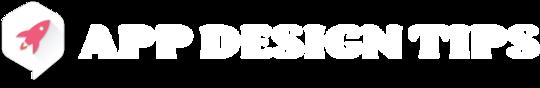 Evuiz91qwkgxa38dktmr app design tips logo white2x
