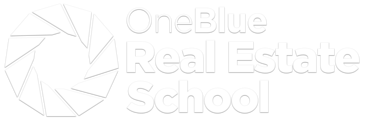 5k8uebn3qw2g9jc8bx3j oneblue real estate school logo obres   white with shadow   png