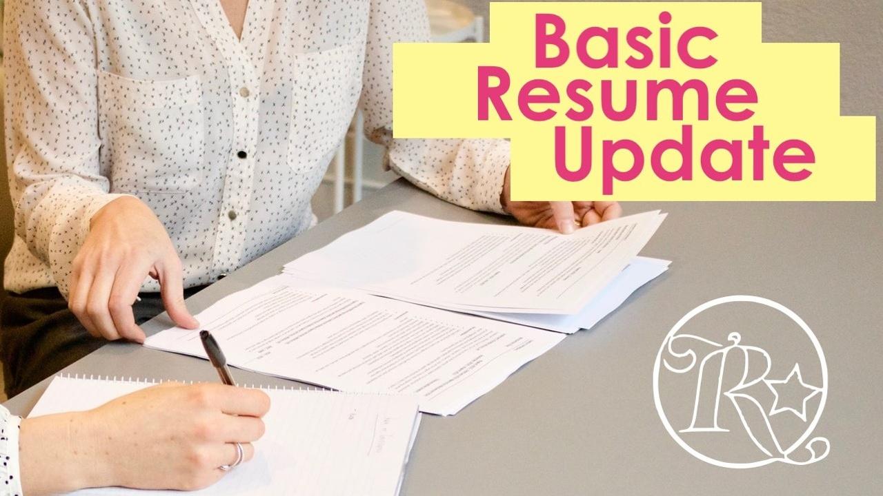 Zelp2mc2qiavi36049nf basic resume update