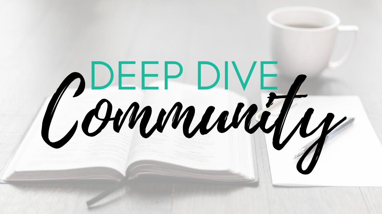 Gfhtvvkntmic0gyzerse deep dive community 1