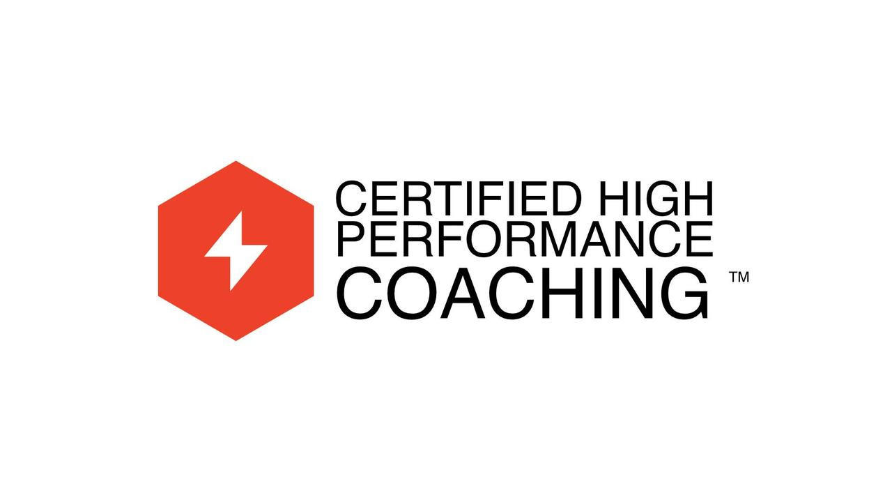 coaching for high performance The high performance coach training programme can be studied as 8 day course studied over two blocks of 4 days (modules 1 and.