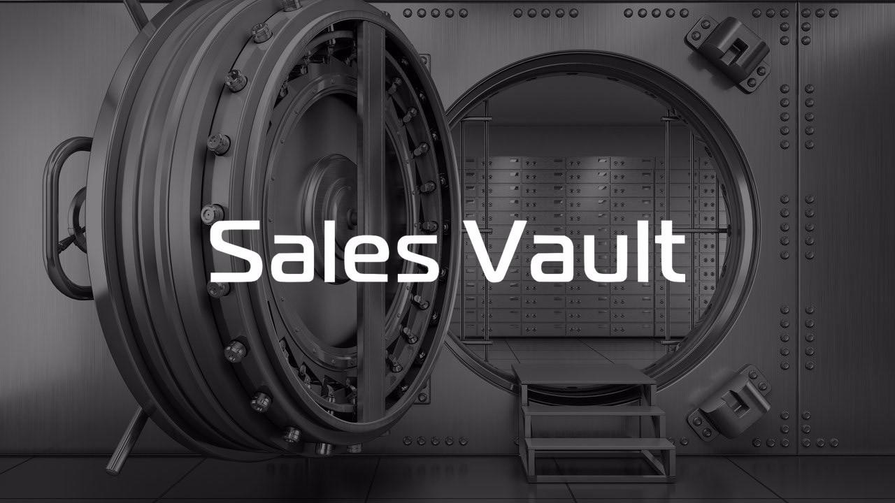 Agency vault for Production vault