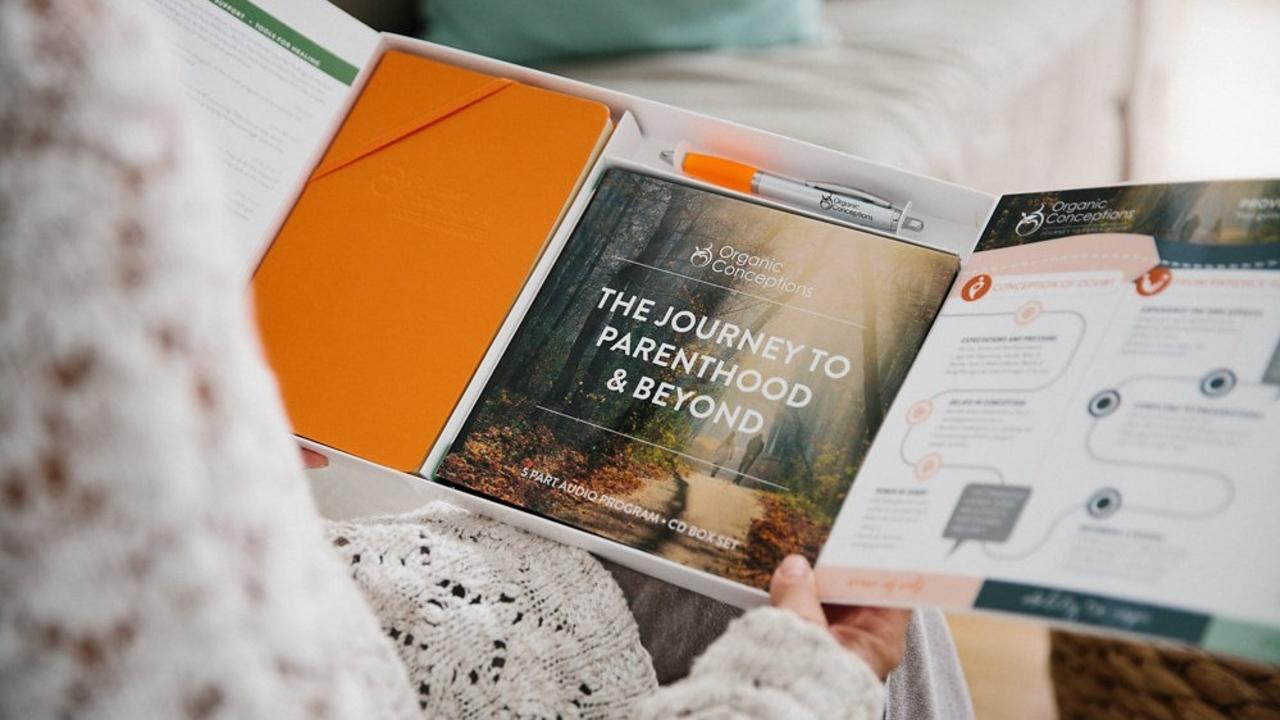 5xzawdedqq62hekw5ztf organic conceptions workbook and journal box set
