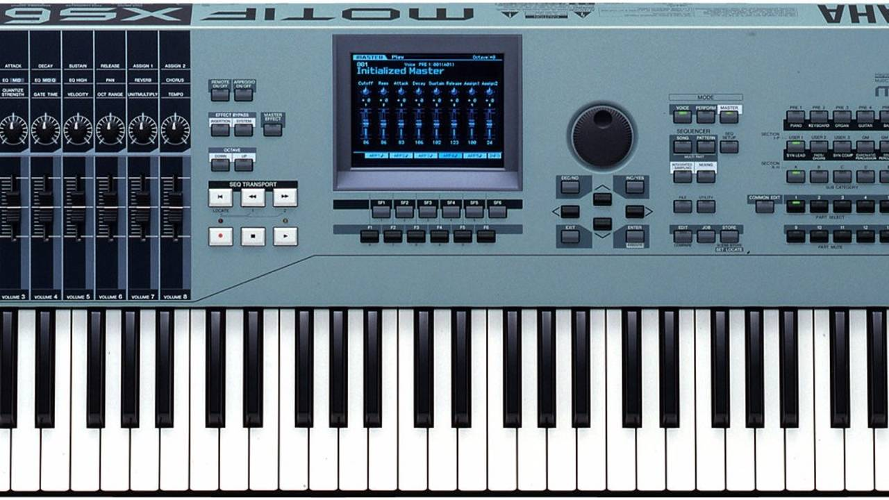 Yamaha Motif – Keyboard Review