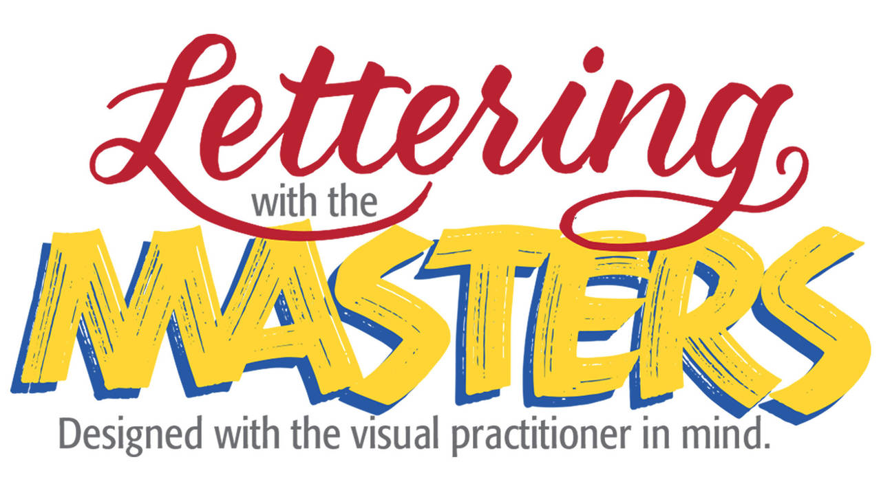 Lettering With The Masters