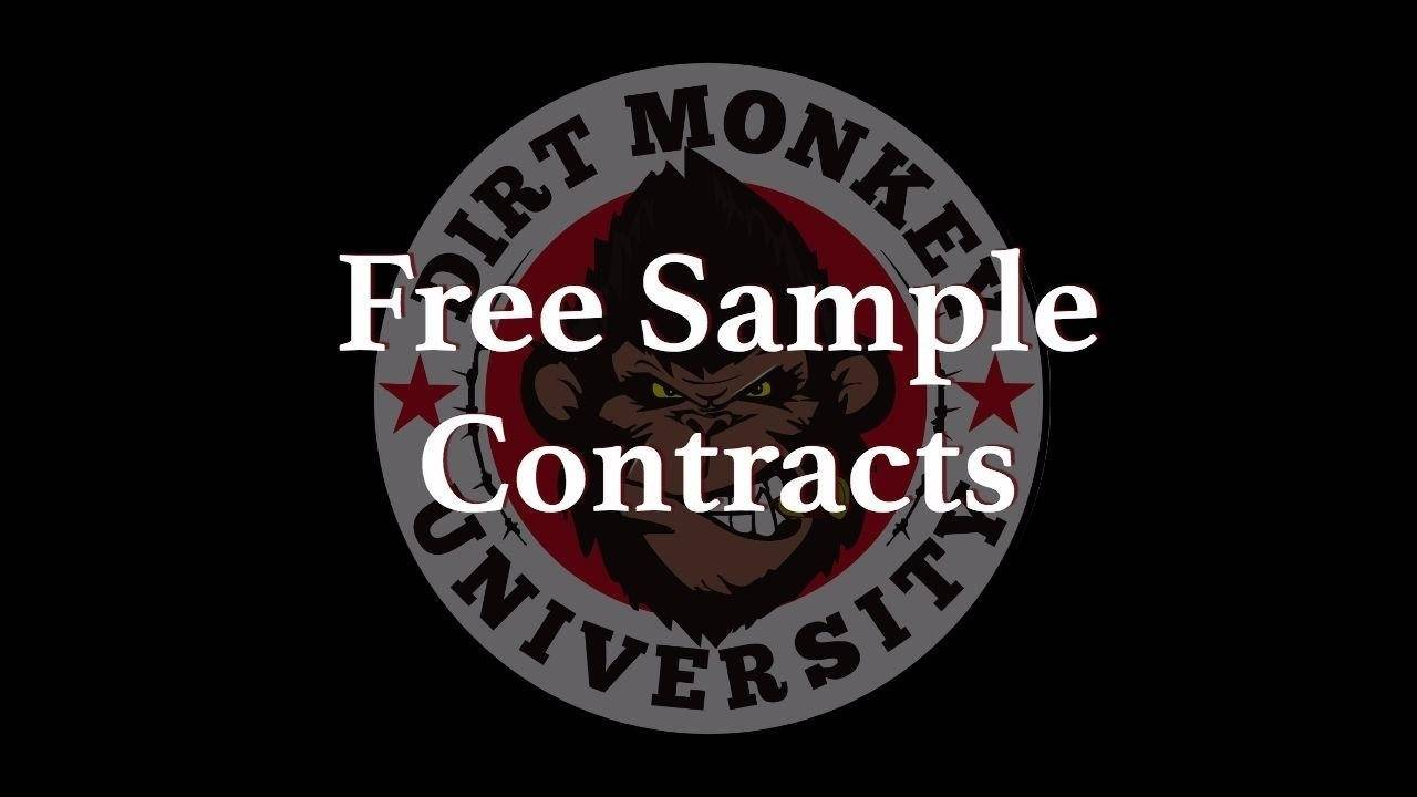 Free Sample Contracts For Landscape Contractors