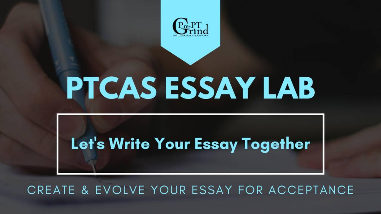 Ptcas essay