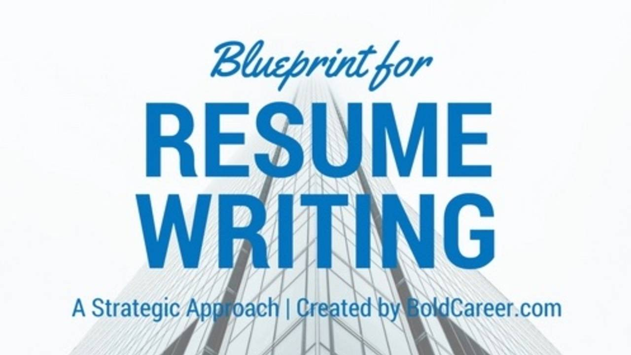 Online Resume Writing Course for Mid-Career Professionals