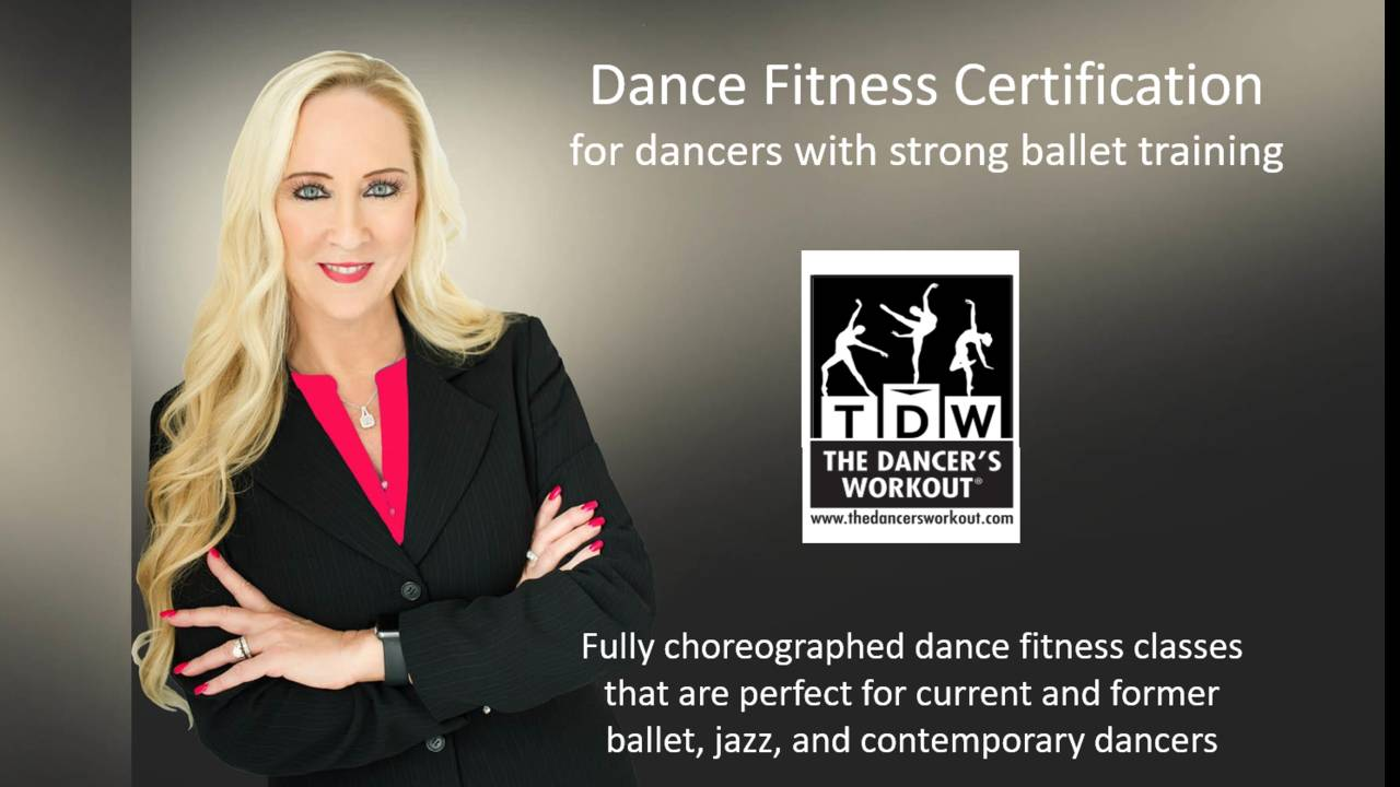 Azoucey8rccmweaz1mba dance fitness certification for dancers with strong ballet training