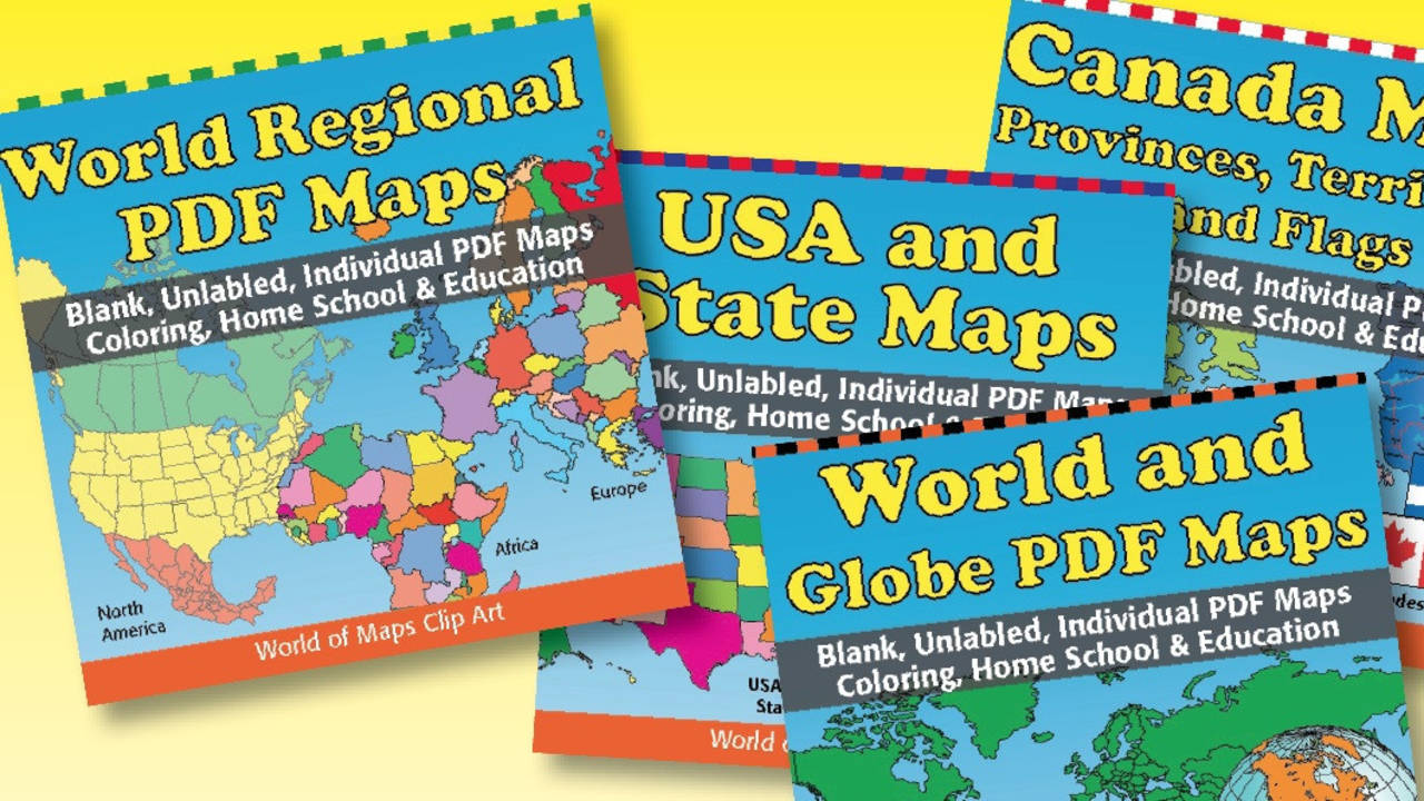 Usa Map Pdf Us Map Map Usa Major Cities Map Images  Best - Us and canada map pdf
