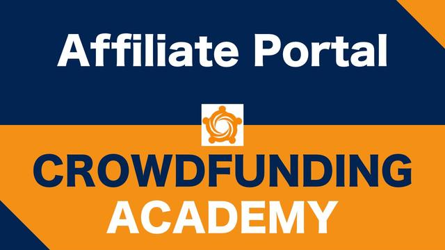 Faxbwysqsiiannsijse9 crowdfunding mastery academy affiliate portal