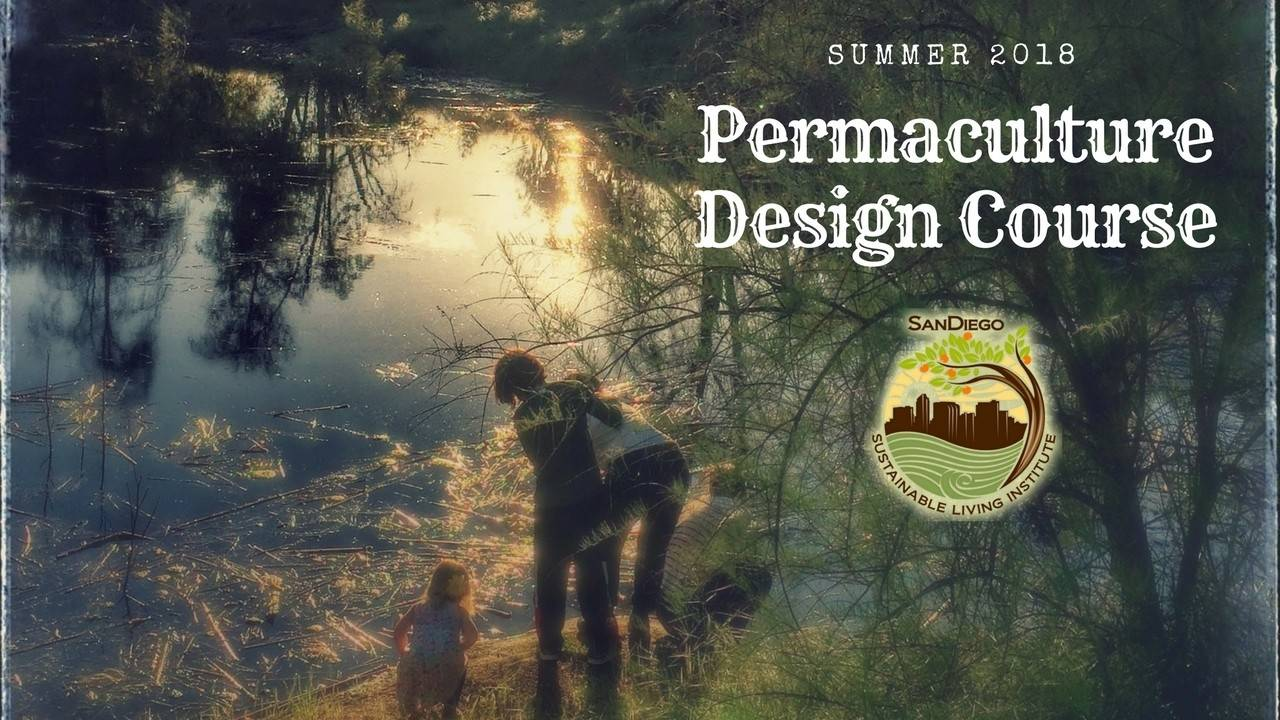 Superb Permaculture Design Course Offered In San Diego Interior Design Ideas Clesiryabchikinfo