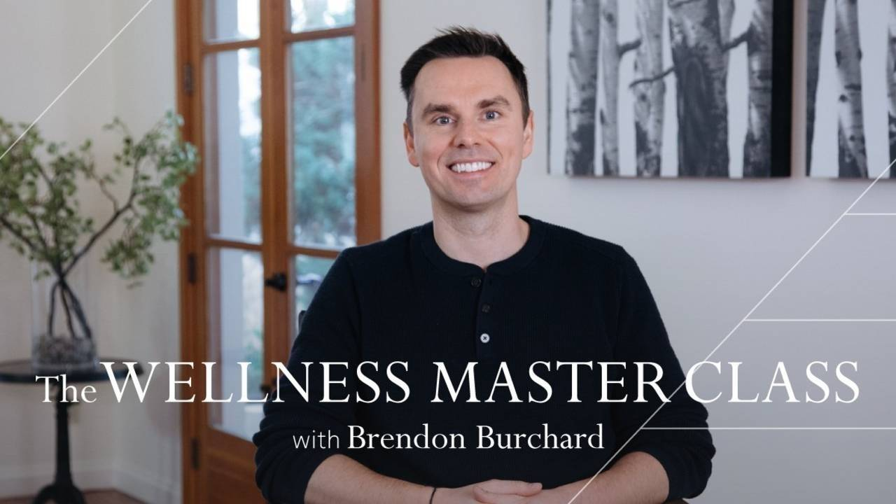 brendon burchard net worth