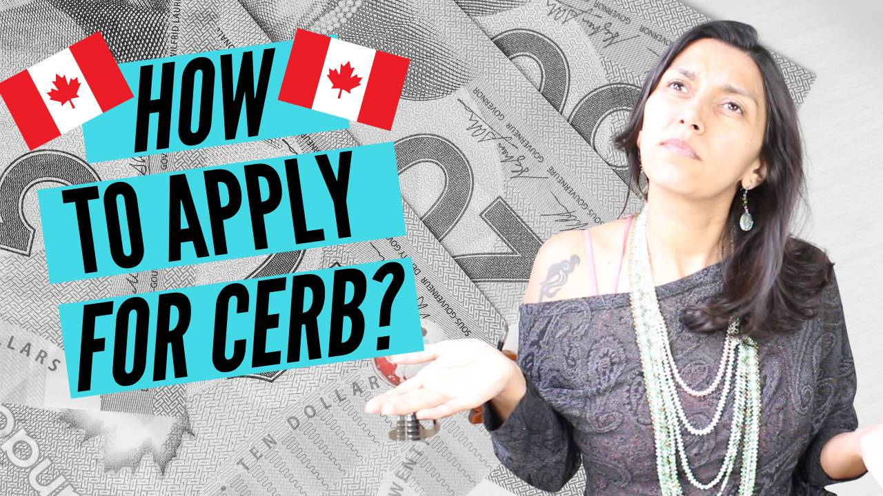 HOW TO APPLY FOR CANADA EMERGENCY RESPONSE BENEFIT