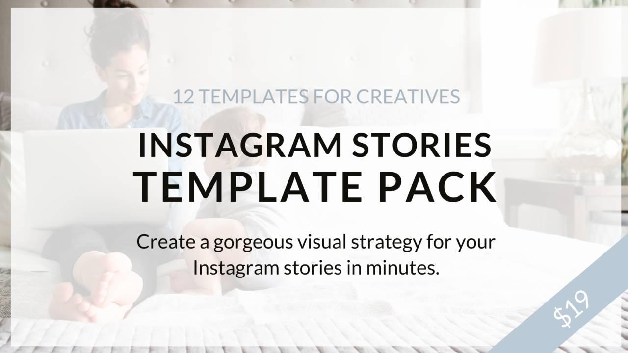 instagram stories template pack. Black Bedroom Furniture Sets. Home Design Ideas
