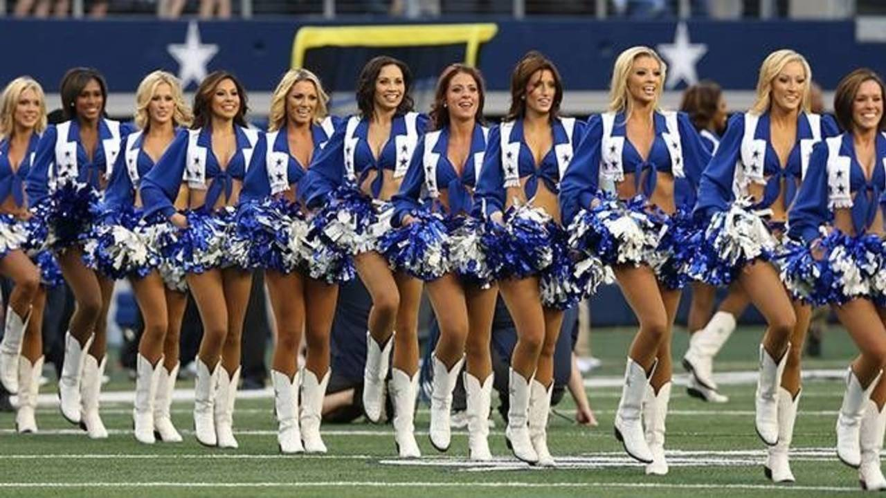 Can dallas cowboys cheerleaders dating players