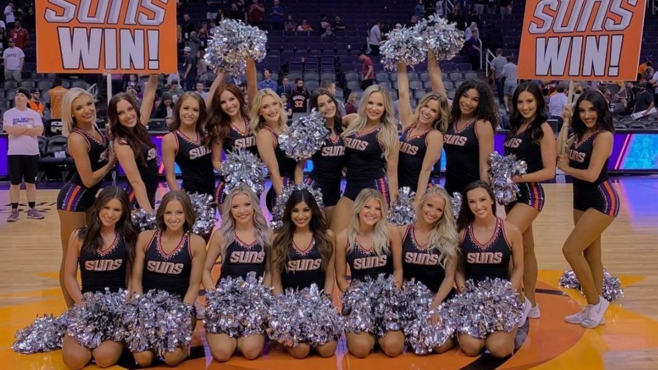 2019 NBA Phoenix Suns Dance Team Auditions Info