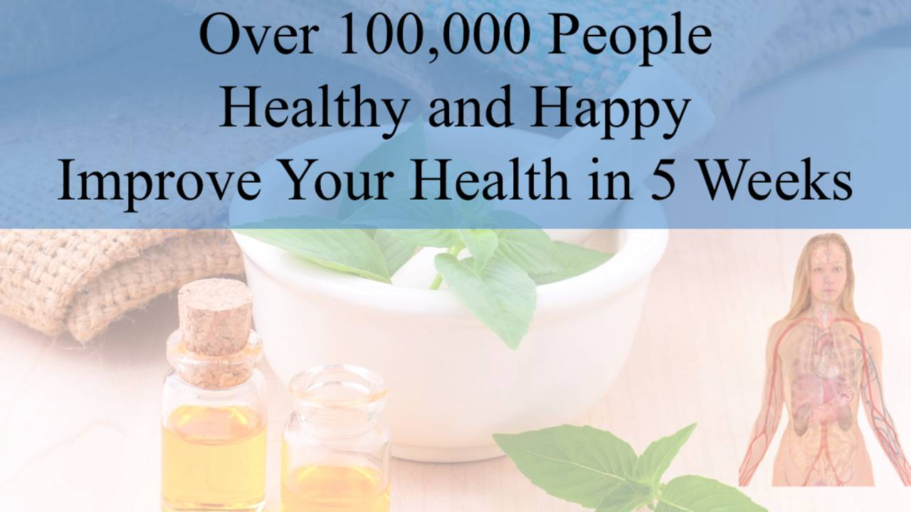 Anxiety, Depression, Stress Cured Holistically, Naturally