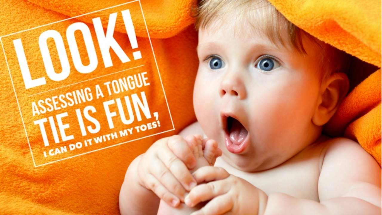 Why Every Baby should be assessed for Latch and Tongue-Tie