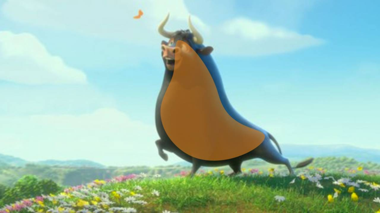 ferdinand the bull and force