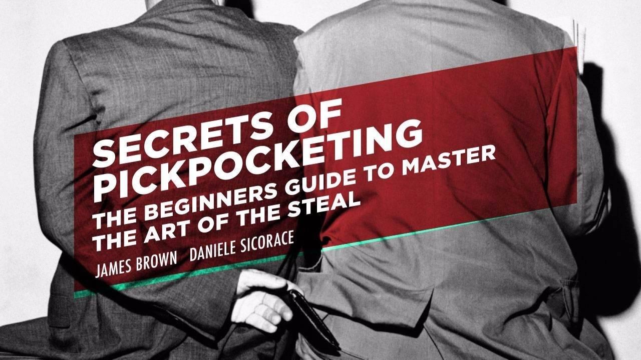 Pickpocket training