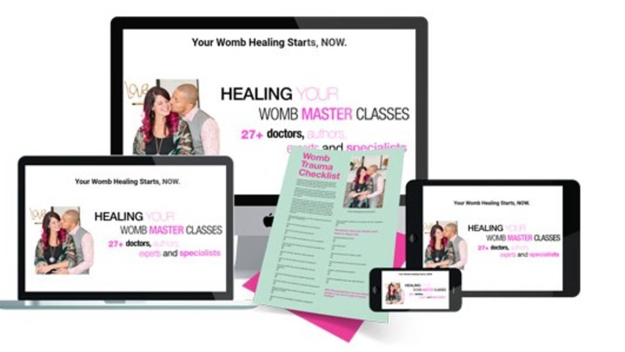 Healing Your Womb Master Classes