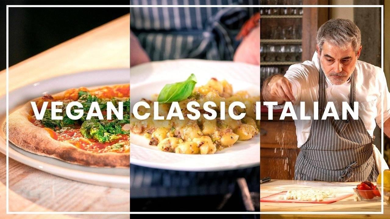Vegan Classic Italian