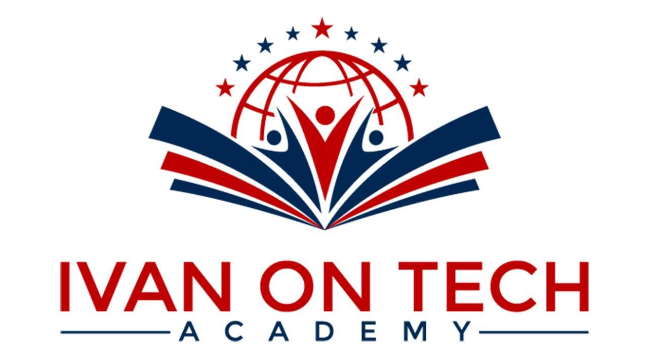 """Vaizdo rezultatas pagal užklausą """"ivan on tech academy logo"""""""