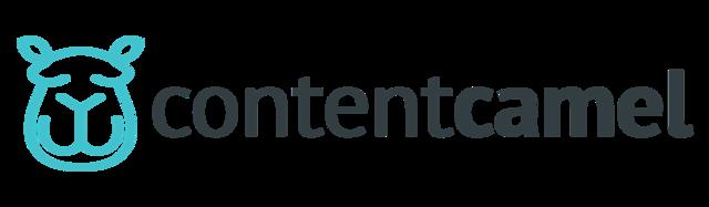 Content Camel Logo