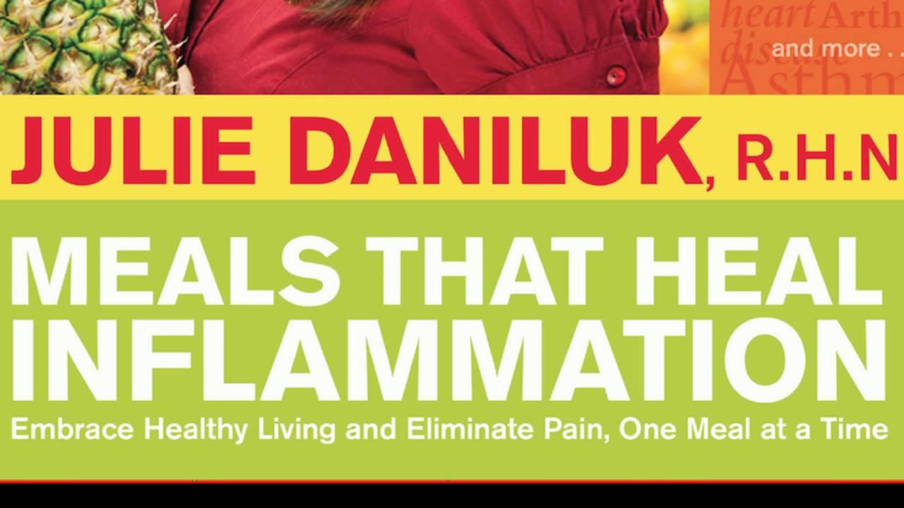 Nutritionist Julie Daniluk Presents Meals That Heal border=
