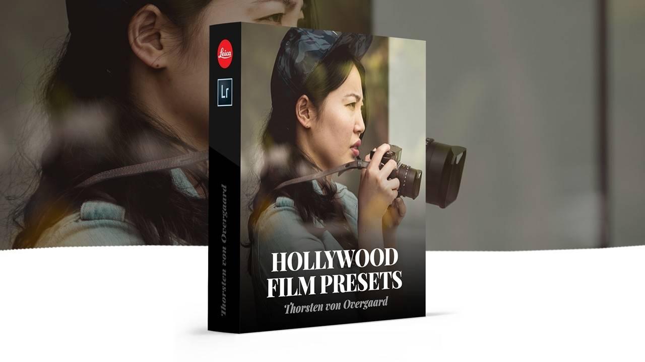 Hollywood Film Lightroom Presets