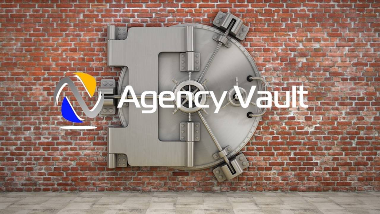 Agency vault information for Production vault
