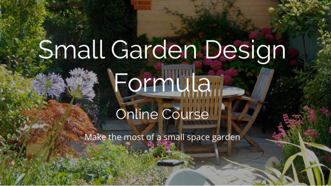 Garden Design Courses Online - Successful Garden Design