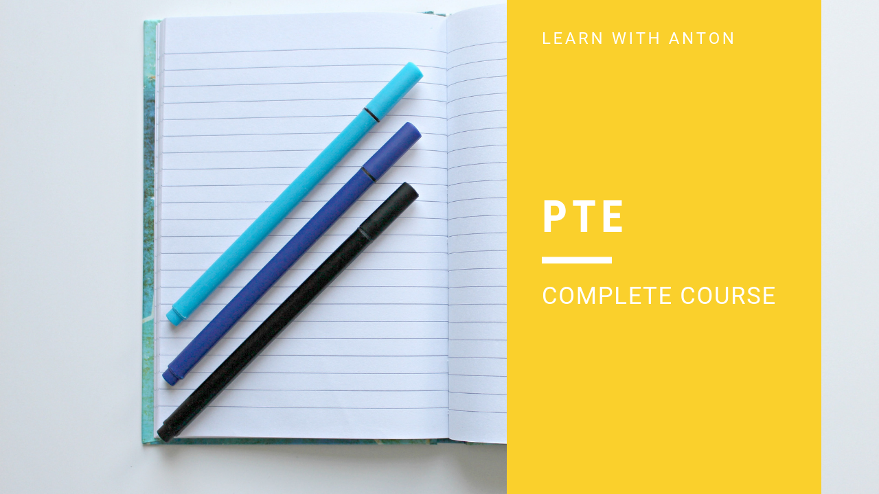 PTE Academic Blog | Study For Free | Login to Online Course