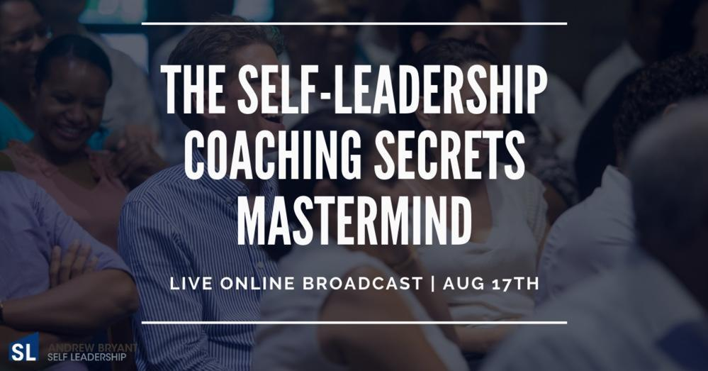 Self-Leadership by Andrew Bryant