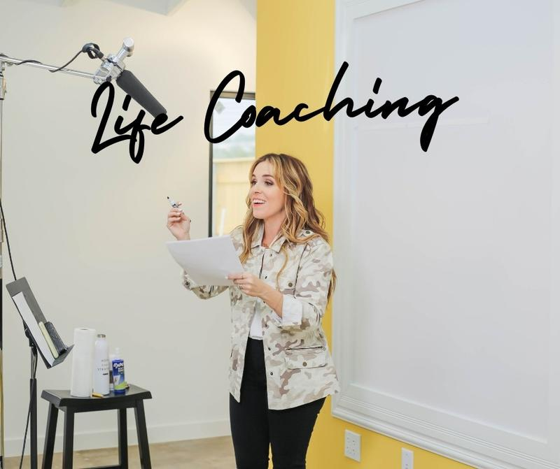 Rachel Hollis Life + Business Coaching