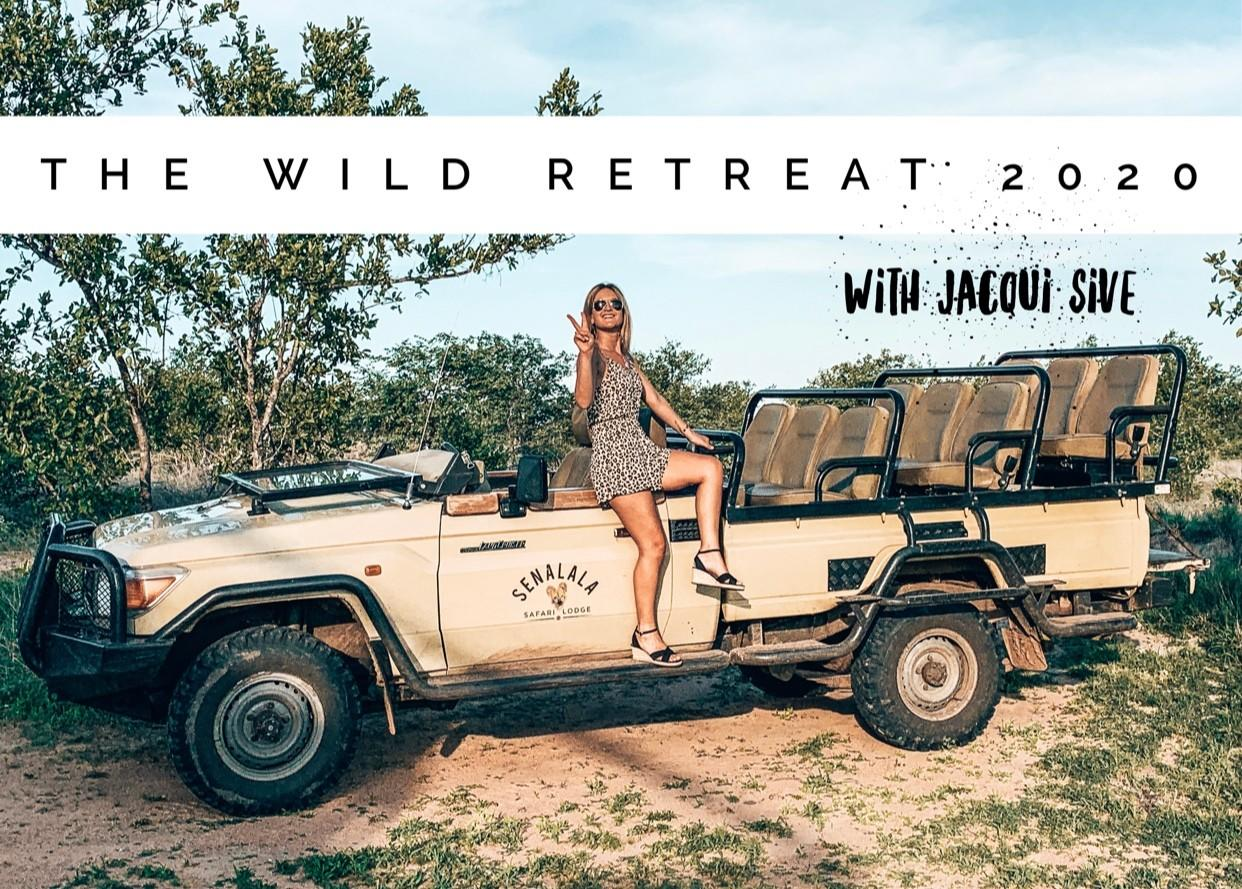 THE WILD RETREAT