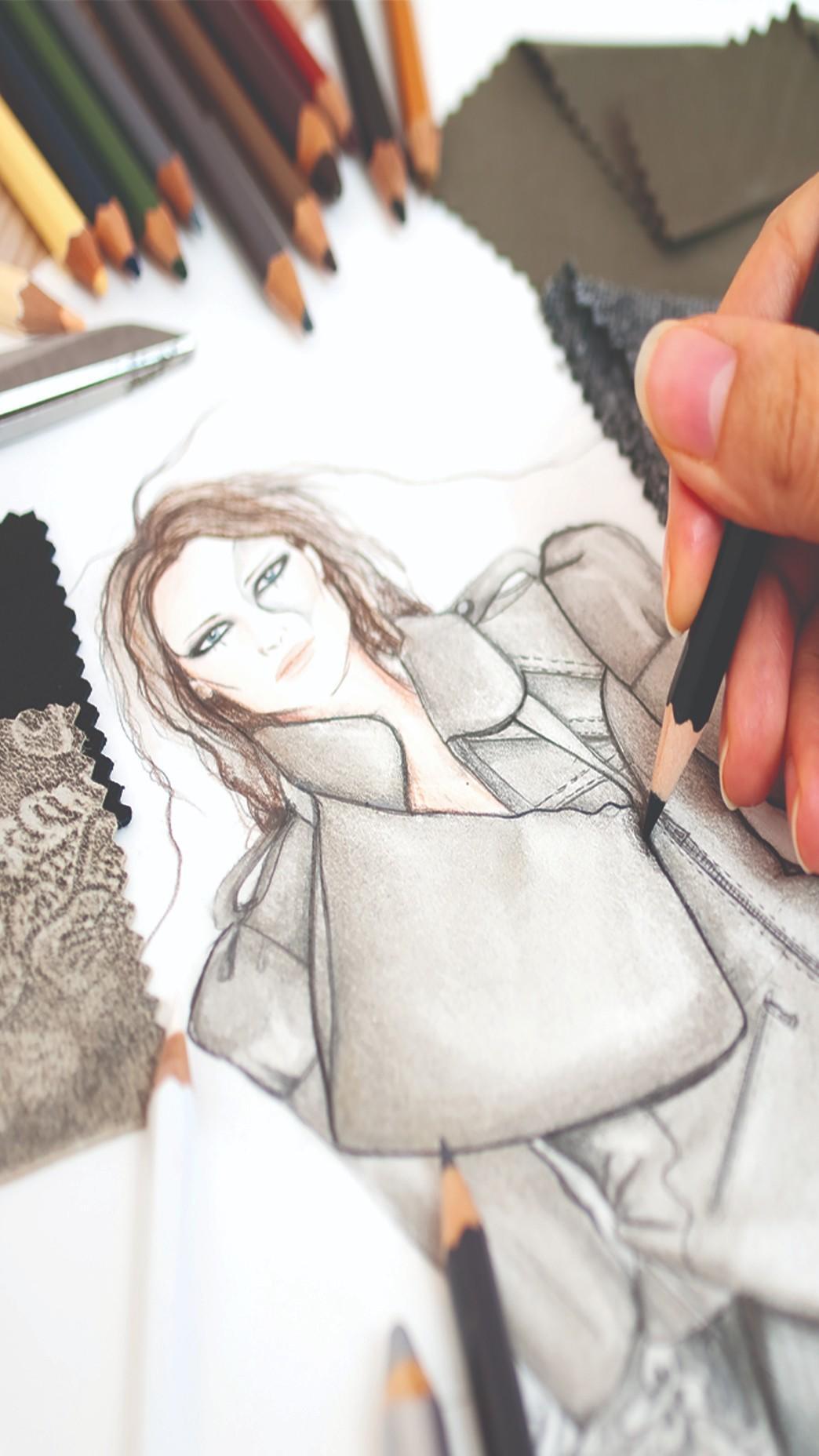 Fashion Design Portfolio Prep