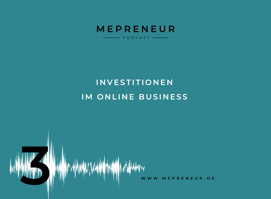 Investitionen im Online Business