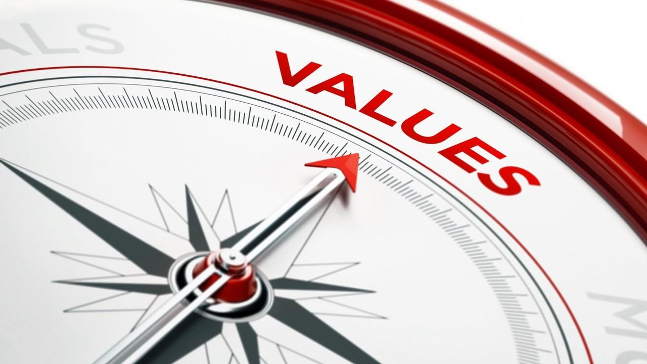 Working With Values-Based Goals