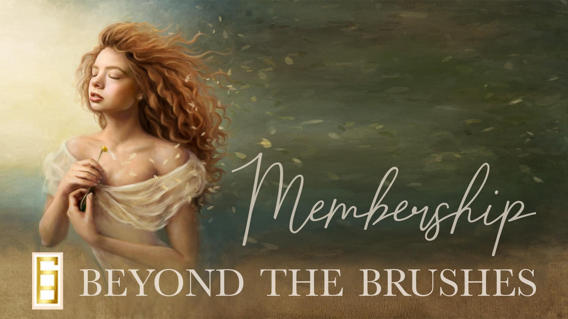 Learn to Paint in Photoshop - Beyond the Brushes