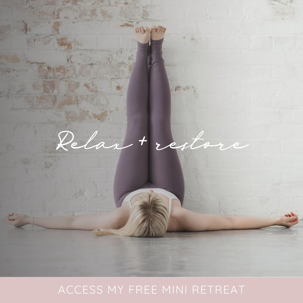 Free Mini At-Home Retreat