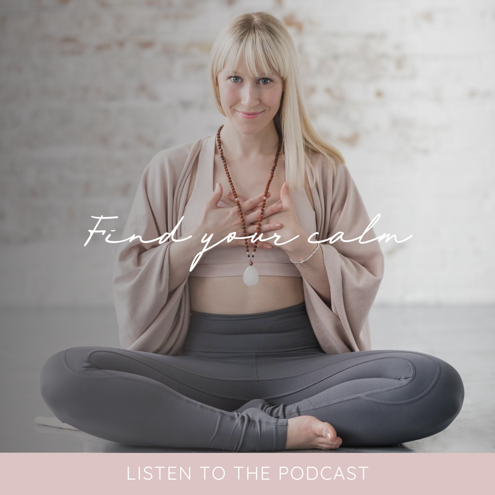 Listen to The Prana + Patchouli Podcast
